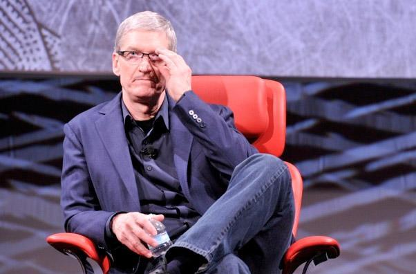 Apple CEO Tim Cook interview at D11: the liveblog