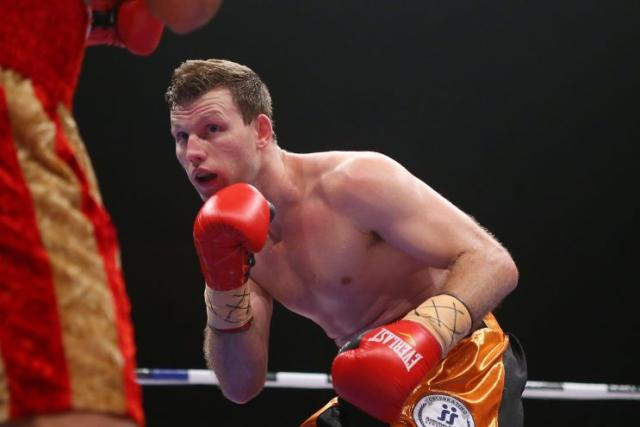 Australian Jeff Horn, who is 16-0-1, is likely to fight Manny Pacquiao on April 22, promoter Bob Arum said. (Getty Images)
