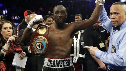 Crawford's fourth title defense set for November