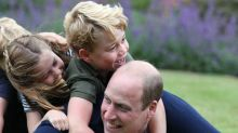 The Cambridges have released adorable new photos to mark Father's Day