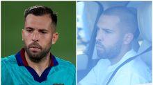 Jordi Alba y otros futbolistas que se sometieron a un injerto capilar