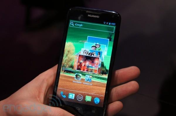 Huawei Ascend D Quad (hands-on)