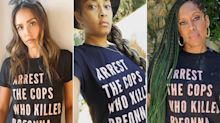 Jessica Alba, Regina King, Amanda Seales and More Wear T-Shirts Demanding Justice for Breonna Taylor