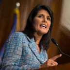 Nikki Haley shares the story behind her infamous 'With all due respect, I don't get confused' clapback