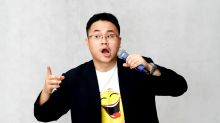 Stay at home with Dr. Jason Leong: The stand-up comedian gives us a glimpse of his life