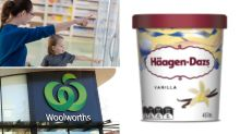 Woolworths clears popular ice cream for 70% off