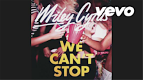 We Can't Stop (Audio)