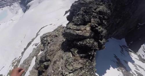 Ski - Sur les arêtes à skis ou à pied avec Kilian Jornet