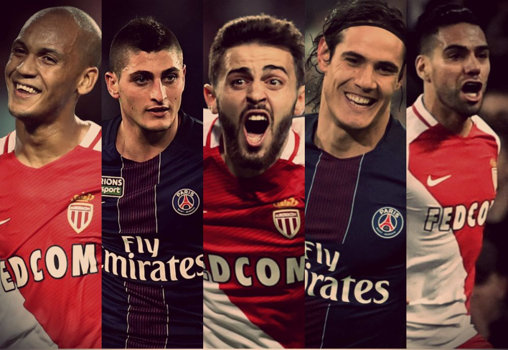 Le Paris Saint-Germain ou l'AS Monaco : qui les pays étrangers voient champion de Ligue 1 ?