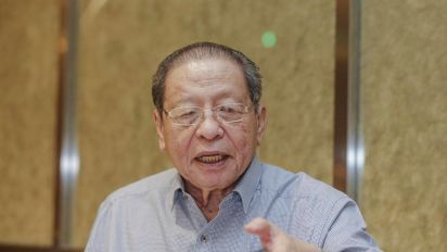 Kit Siang: I thought MCA was Umno's equal partner, not 'son'