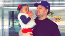 Rob Kardashian Makes Rare 'KUWTK' Appearance to Celebrate Daughter Dream's 2nd Birthday