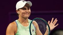 Ashleigh Barty happy to rest up while retaining world No 1 status