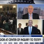 Ken Starr questions if GOP senators will make trip to White House after Sondland testimony