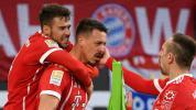 Bundesliga, risultati e classifica 23ª giornata - Bayern con il brivido