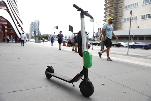 Lime puts $3 million toward promoting e-scooter safety