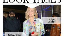 Look des Tages: Diane Kruger zeigt ihren After-Baby-Body im Minikleid