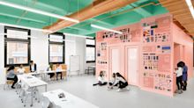 This Newly Designed Space Encourages Women of Color to Learn Tech Fundamentals