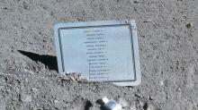 La historia de la escultura colocada hace 48 años en la Luna con un hermoso mensaje