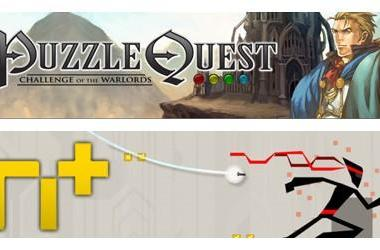 XBLA DLC this Wednesday: N+ and Puzzle Quest