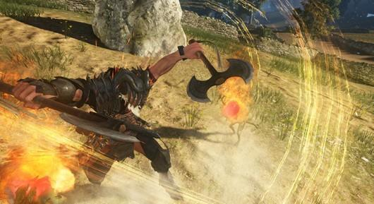 Gorgeous Black Desert trailer shows off combat, classes, and weather