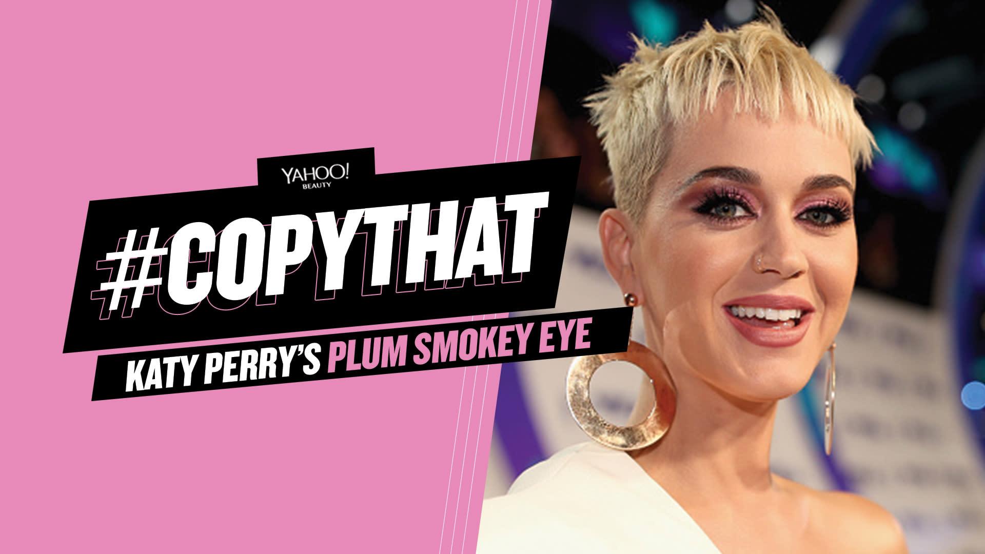 5dccf4fa090 Katy Perry's VMAs eye-color brightening trick [Video]