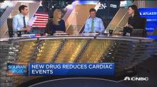 New cholesterol data shows drug reduces cardiac events
