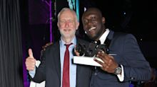 "Jeremy Corbyn wishes Glastonbury headliner Stormzy ""a great set"""