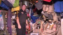 Wisconsin fugitive survives 3 years in makeshift bunker