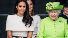 The Queen 'asked Meghan to sign a $500m prenup' before marrying Prince Harry