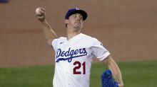 Dodgers carry fewer pitchers on the roster for the best-of-three wild card round