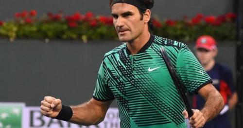 Tennis - ATP - Miami - Masters 1000 de Miami : Roger Federer débute le tournoi par un succès contre Frances Tiafoe