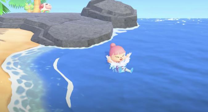 Animal Crossing Summer Update