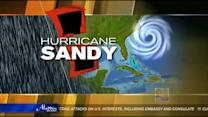 East Coast braces for Hurricane Sandy