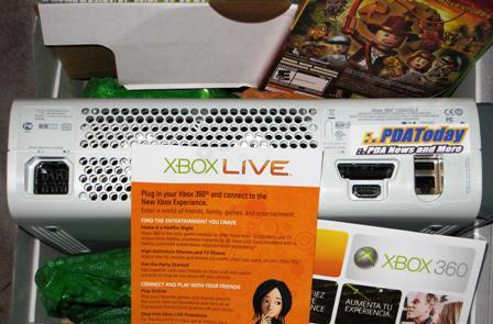 Jasper Xbox 360 Pro acquired: the photograph is proof