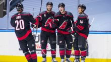 Dominant Hurricanes setting the standard in early going of NHL's restart