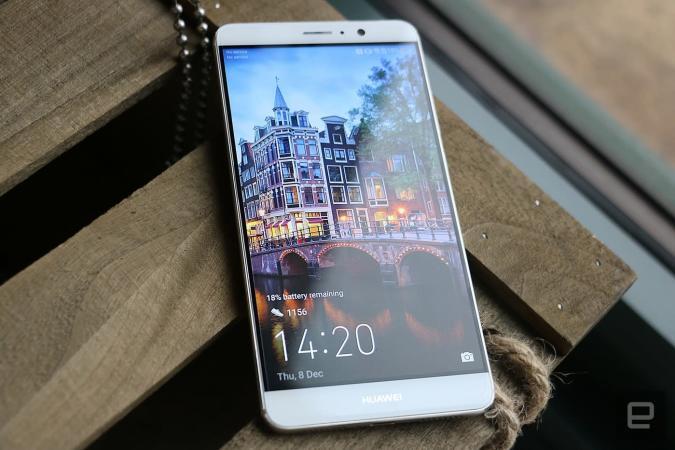 Huawei Mate 9 wird das erste Smartphone mit Amazons Alexa