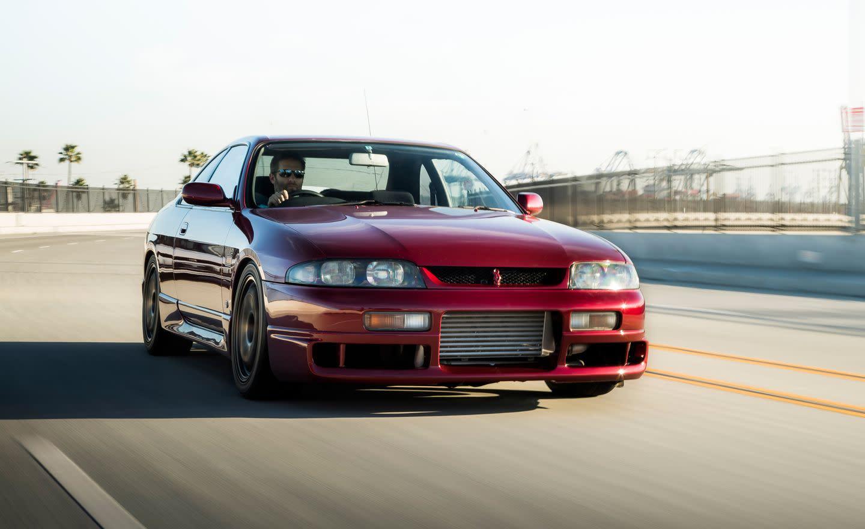 <p>1993 Nissan Skyline GTS-25</p>