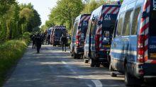 """Blessé à NDDL: le patron des gendarmes """"regrette"""""""