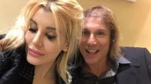 La foto de Caniggia que borró Charlotte