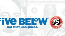 Five Below Builds Momentum Into the Holiday Season