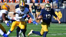 Notre Dame Football: Pittsburgh Panthers Q&A with Cardiac Hill