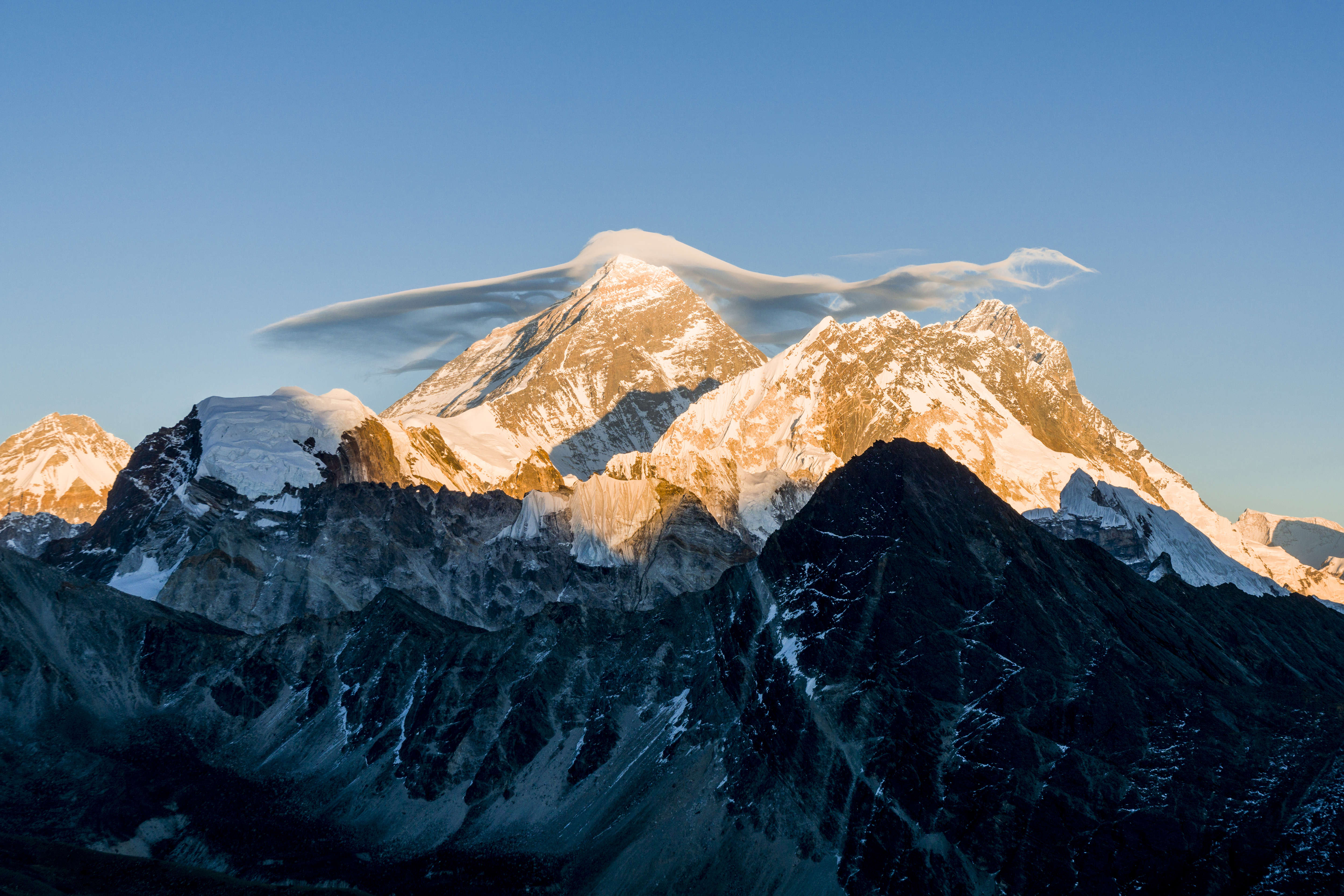 mount everest pictures - HD5000×3333