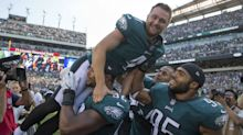 NFL Week 3 Local Headlines: Game-winning field goal a blur to Eagles hero Jake Elliott