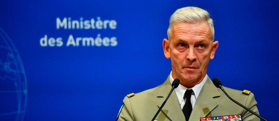 Le général Lecointre quitte ses fonctions dechef d'état-major des Armées