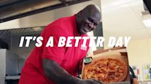 Papa John's rolls out first Shaquille O'Neal ads