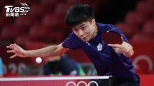 銅牌戰!林昀儒對決前世界球王 第3局再勝2:1領先