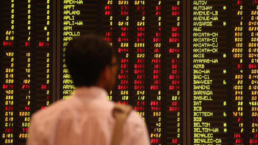 Trade stress hits stocks, dollar frets on Fed doves