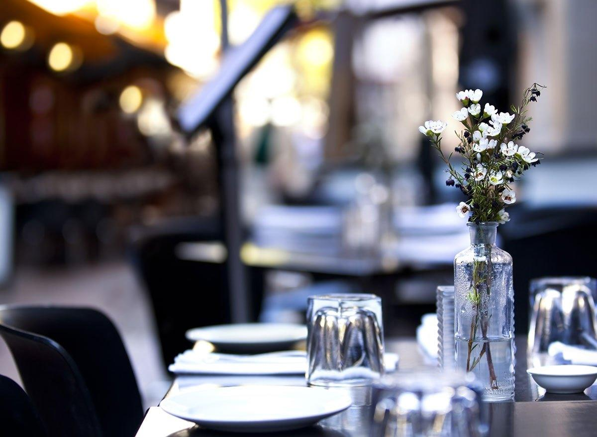 Restaurants Are Now Having You Dine in These Surprising Places