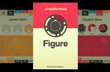 Propellerhead announces Figure for iOS (Updated)