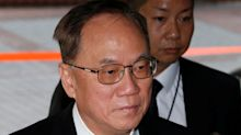 Former leader of Hong Kong Donald Tsang jailed for 20 months over corruption